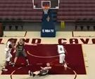 NBA2K14面框突破技巧介绍