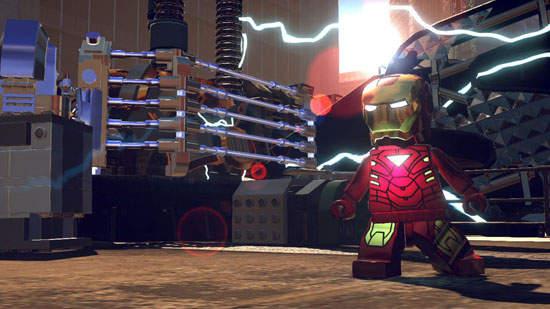 游戏 玩家/《乐高漫威超级英雄》再次爆出新细节。