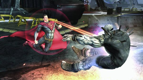 不义联盟人间之神超人怎么连招 超人连招视频攻略