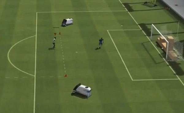 FIFA14技巧挑战视频教程 FIFA14英文解说视频