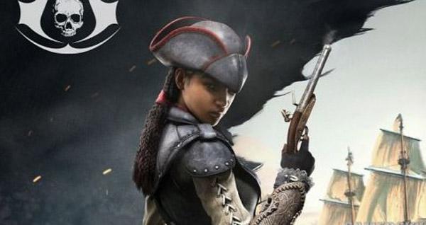 刺客信条4黑旗艾芙琳DLC流程视频解说 PS独占DLC