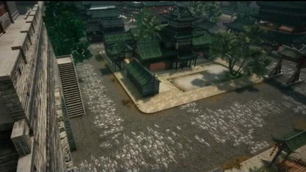 上古卷轴5天际苍龙城概念宣传片 写实中国风