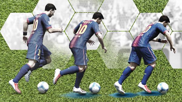 FIFA14怎么带球过人 FIFA14进阶盘带教程视频攻略