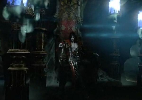 恶魔城暗影之王2Demo试玩解说视频 德哥我们去趟外域
