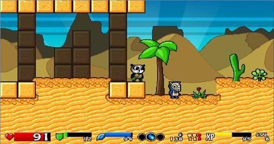 超级熊猫历险记免安装硬盘版游戏截图3
