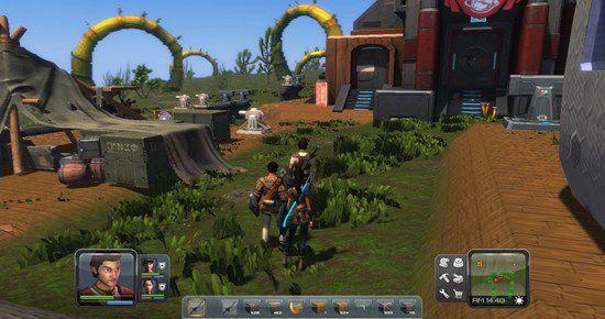 星球探险家娱乐解说试玩视频攻略 被虐倾向玩法