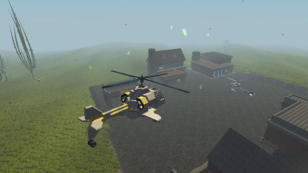 星球探险家怎么制作武装直升机