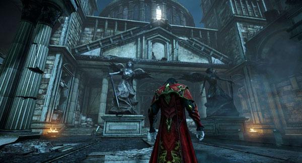 恶魔城暗影之王2娱乐试玩解说视频攻略