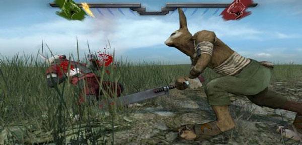 复仇格斗兔娱乐试玩解说视频 逗比刺客教你暗杀