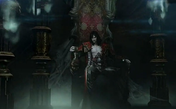 恶魔城暗影之王2全流程通关视频攻略 高画质中文剧情