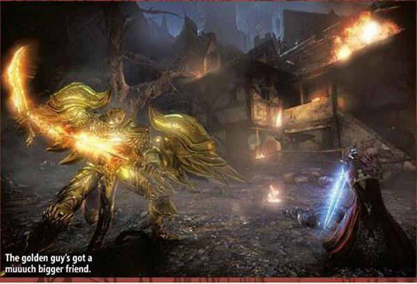 恶魔城暗影之王2试玩版连续技怎么用 连续技演示视频
