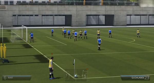 FIFA14角球怎么踢 FIFA14简易角球视频教程