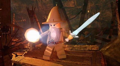 PS3捆绑《乐高霍比特人》售价270美元