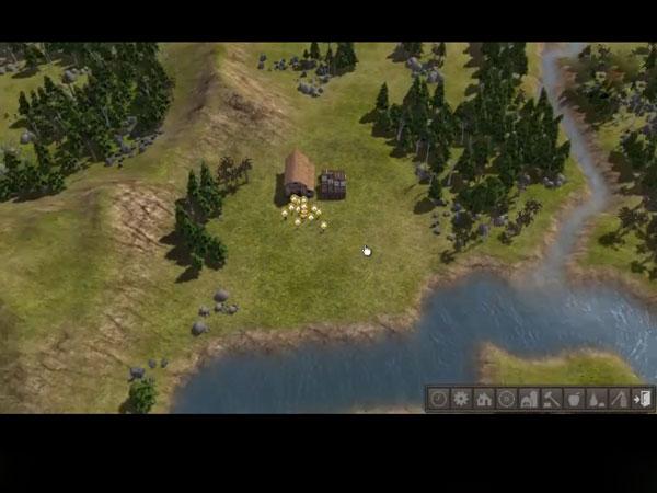 《放逐之城》新手教学视频 游戏入门阶段基础知识介绍视频