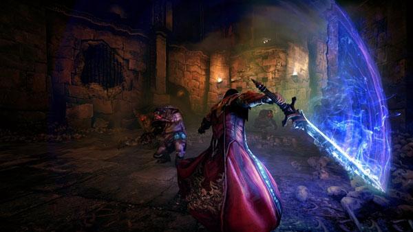 恶魔城暗影之王2最高特效娱乐解说流程通关视频序章