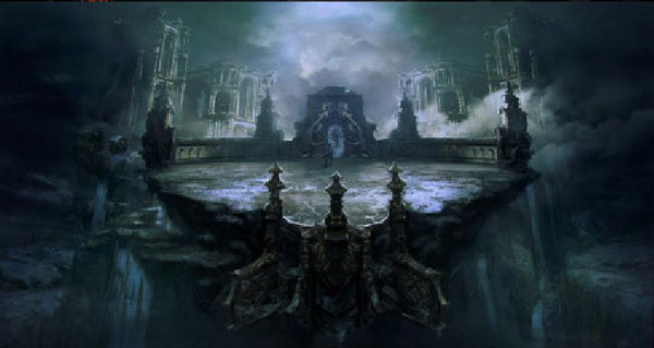 恶魔城暗影之王2撒旦女儿BOSS战黑暗王子难度打法视频