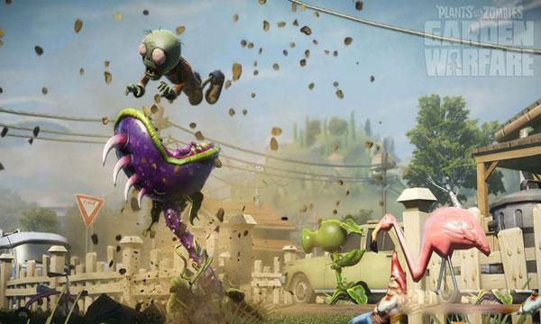 植物大战僵尸花园战争抢先娱乐试玩解说视频