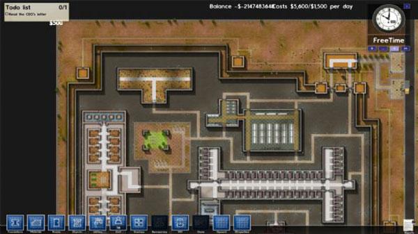 监狱建筑师沙盒模式娱乐解说视频攻略 教你管理监狱