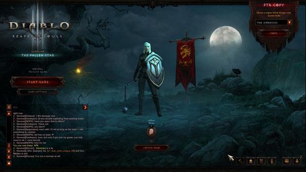 暗黑破坏神3夺魂之镰圣教军新职业试玩解说视频