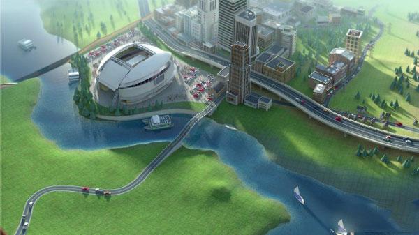 模拟城市5无红绿灯道路怎么建 无红绿灯道路制作视频