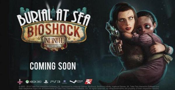 《生化奇兵:无限》DLC海葬第二章娱乐解说流程视频攻略