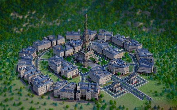 模拟城市5矿业型怎么建 矿业型城市建设解说视频攻略