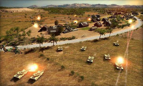 战争游戏红龙娱乐试玩解说视频 北棒子大战小鬼子