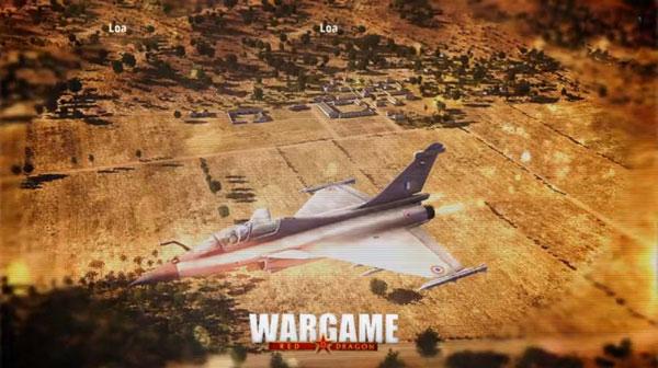 战争游戏红龙北约试玩娱乐解说视频 10V10登陆作战