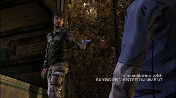行尸走肉第二季第三章全流程通关视频解说攻略