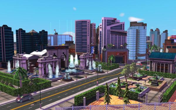 模拟城市5未来之城黑工业建设与贸易出口视频教程