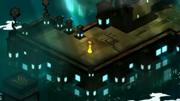 晶体管游戏试玩演示视频 科幻题材的ARPG游戏