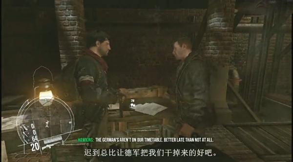 敌军前线全流程通关视频攻略 高画质中文剧情字幕