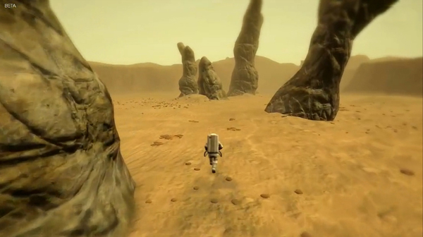 荒芜星球测试版实况娱乐解说视频 外星球的生存游戏