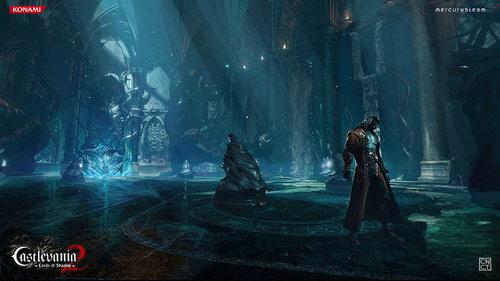 《恶魔城:暗影之王2》精美原画欣赏 画师功力十足