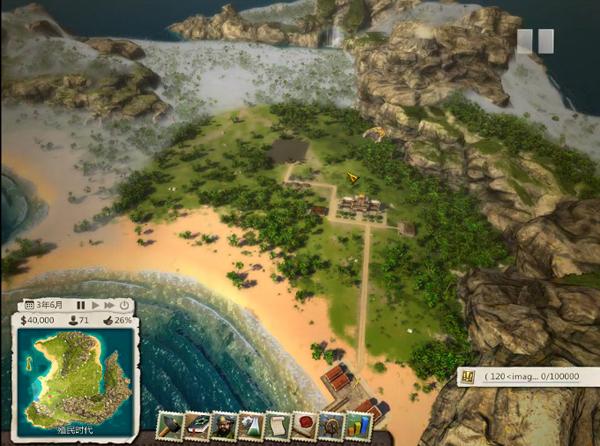 海岛大亨5战役模式娱乐流程解说视频攻略