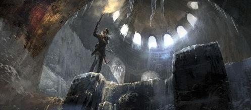 《古墓丽影:崛起》原画放出图片
