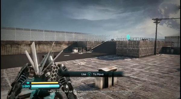 变形金刚暗焰崛起娱乐试玩解说视频 电影游戏的雷作?