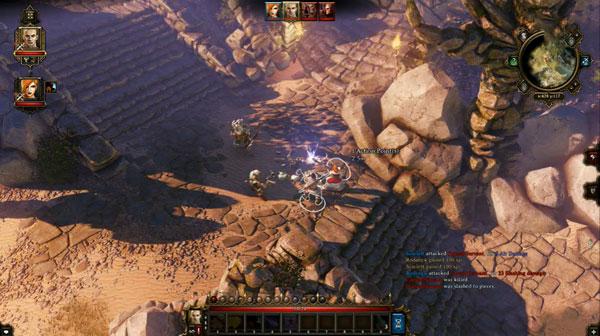 神界3原罪新手娱乐试玩视频攻略 回合制ARPG游戏
