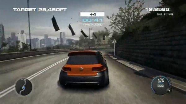 超级房车赛起点2香港山道完美漂移视频欣赏