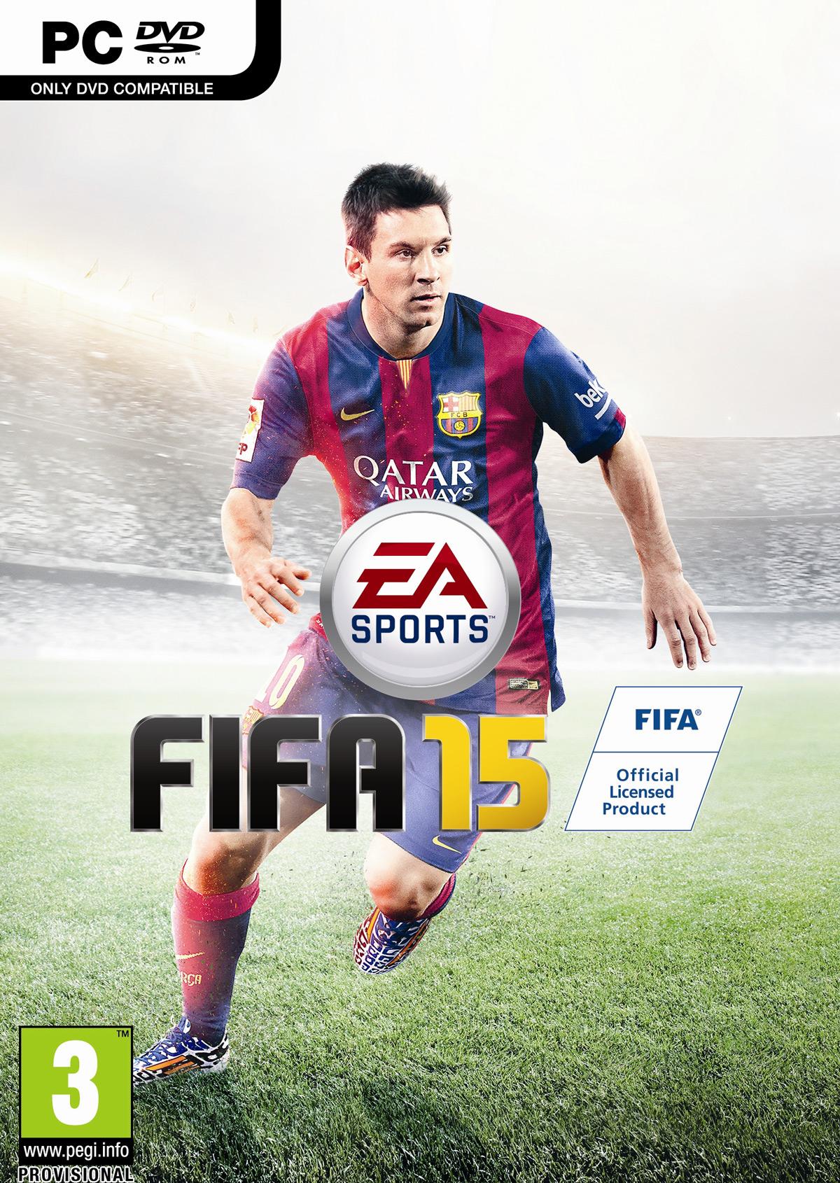 FIFA15免安装中文版