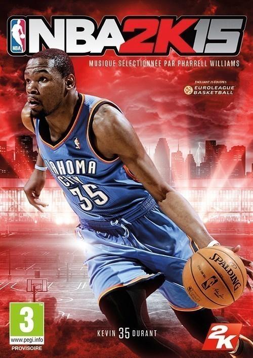 NBA2K15免安装中文版