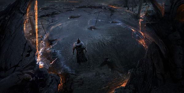 黑暗之魂2失落王冠dlc全流程通关视频攻略
