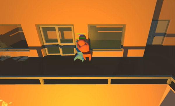 Gang Beasts试玩娱乐解说视频 可以尝试多种体位的游戏