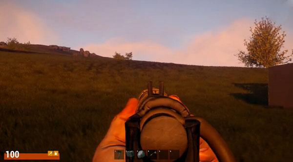 腐蚀Rust试玩娱乐解说视频攻略 最新画质加强版试玩
