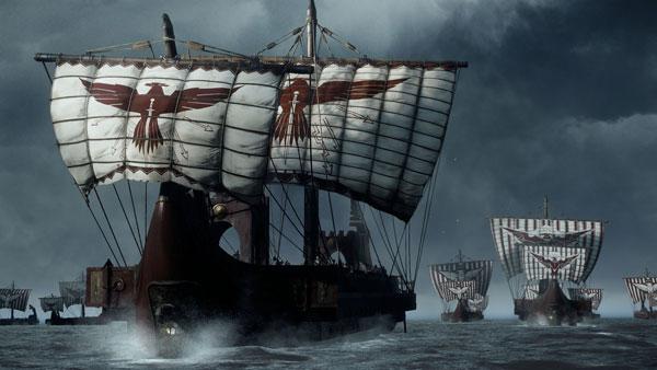 Ryse罗马之子娱乐试玩解说视频 罗马士兵打海盗复仇