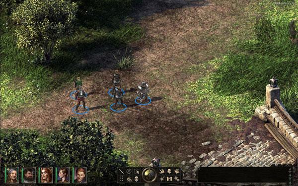 永恒之柱游戏试玩演示视频 浓浓的博德之门风格