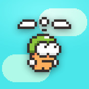 swing copters苹果iphone版