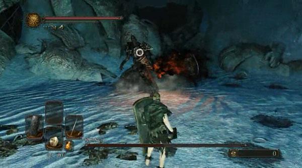 黑暗之魂2烟之骑士怎么打 物理流单刷烟之骑士视频攻略
