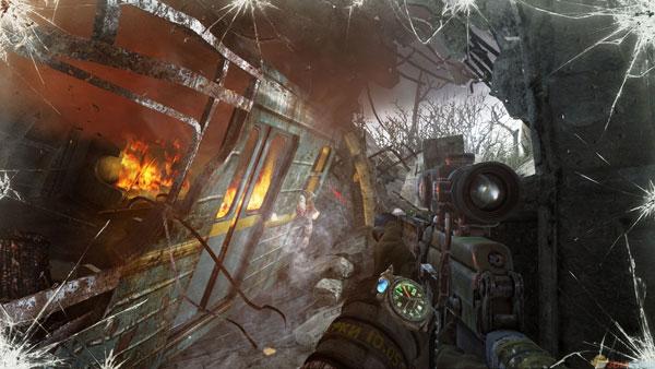 地铁2033重置版跳出怎么办 开场动画后跳出解决方法