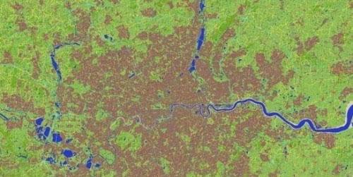 英国地形测量局徒手打造《我的世界》大英帝国地图